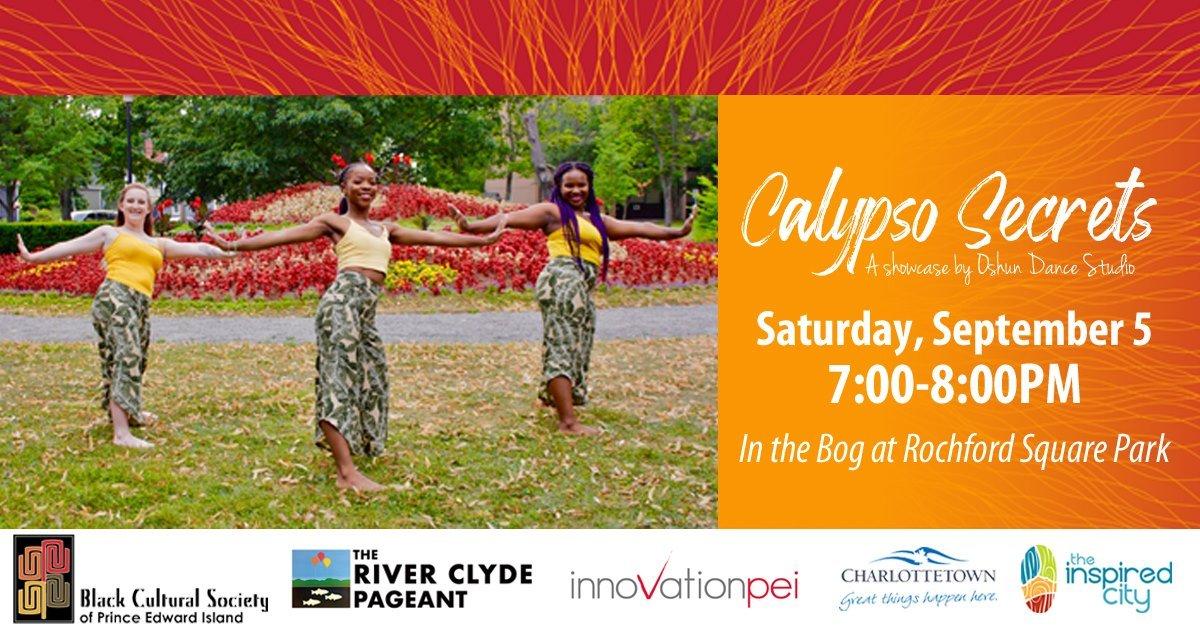 CALYPSO SECRETS – AN OSHUN DANCE SHOWCASE
